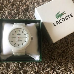 Lacoste men's watch
